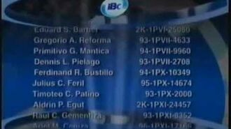 IBC 13 - Sign on and Sign off -06-JUNE 2011-