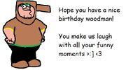 Wood Man fanart 55