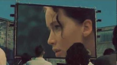 Katniss The Hunger games- Safe and sound