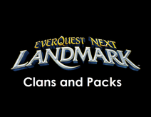 Clans and packs of landmark