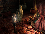 Silent Hill 3 Alessa's Collapsing
