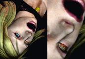 Maria eyes