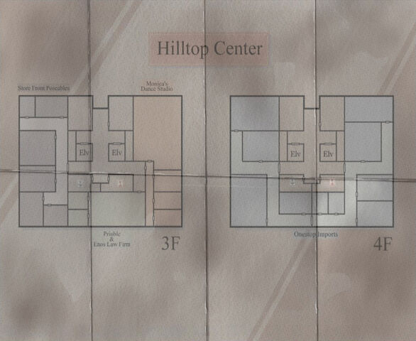 File:Hilltop Center Map 3rd and 4th Floor.jpg