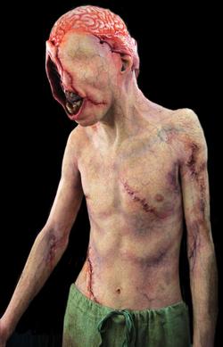 Lobotomy monster
