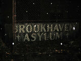 Brookhaven Asylum Sign