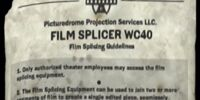 Film Splicing Guidelines