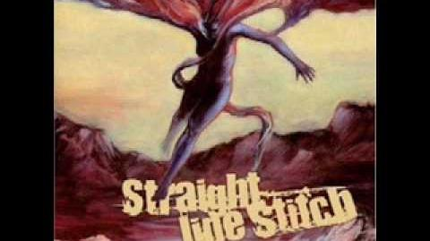 Straight Line Stitch - Yesterday's Gone