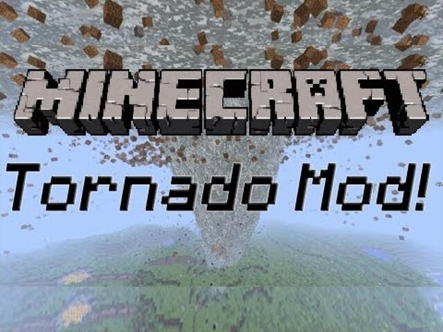 File:Minecraft Mods Weather Tornadoes .jpg