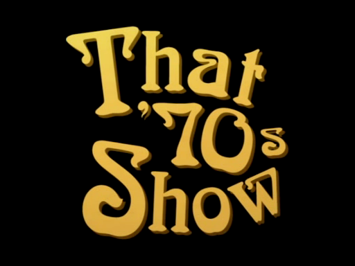 File:That '70s Show logo.png