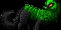Green Marauder Silvfox