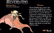 Marina Character Bios