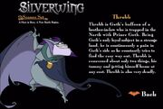 Throbb Character Bios