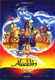 Simba, Timon, and Pumbaa's Adventures of Aladdin