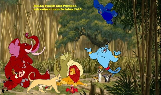 File:842px-Simba Timon and Pumbaa adventure October.jpg