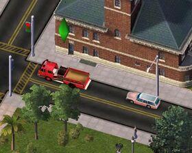 Firetruck U-DRIVE