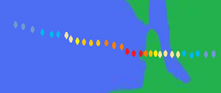 Hurricane Isac's Path