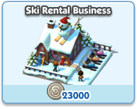 Ski Rental Business