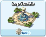 Large Fountain