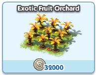 Exotic Fruit Orchard