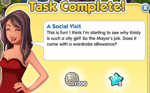 A Social Visit - Complete