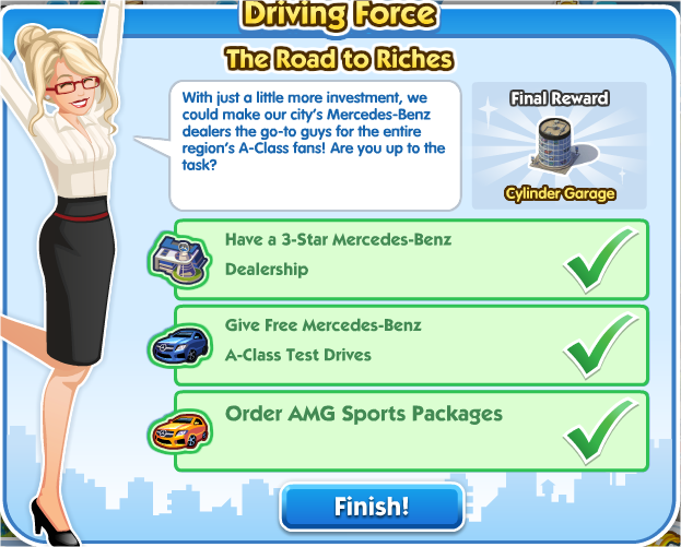 Driving Force - Complete