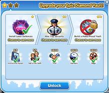 Epic Diamond Vault lvl1