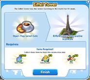 Eiffel Tower - Stage 4