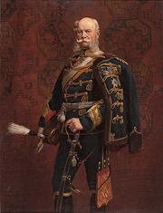 König Friedrich Hohensteinburg der Grosse