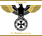 Reichsadler, Seal of the Imperial Government of Aquitania