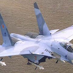 Su-27 Sora naval fighter