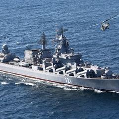 fhearg-class Missile Cruiser