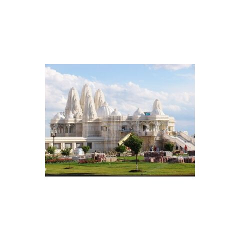 Famous Radh Krsna Temple