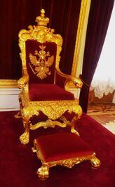 Ruthene Golden Throne
