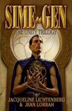 Sime-gen-unity-trilogy-jacqueline-lichtenberg-hardcover-cover-art