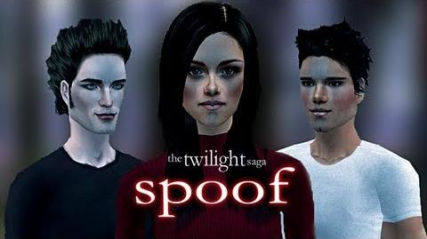 Twilight Saga Spoof