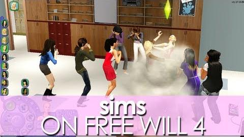 Sims on Free Will 4