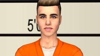 Justin Bieber Goes to Prison