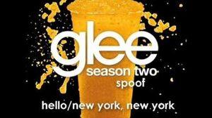 Hello New York, New York Glee Spoof Song