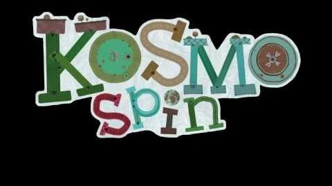 Kosmo Spin Announcement Trailer