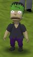 Simpsons Hit and Run Frankenstein Boy