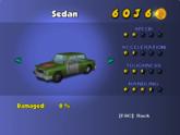 Sedan (Level 2) - Phone Booth