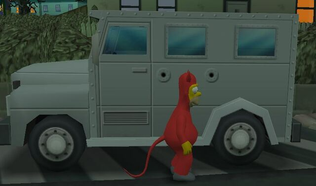 File:Simpsons hit and run Armored Truck.jpg