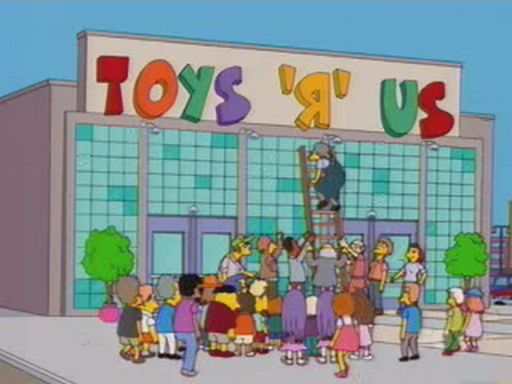 Toys R Us Cartoon Characters : Image toys r us g simpsons wiki fandom powered by