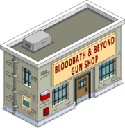 Blood bath and beyond tapped out