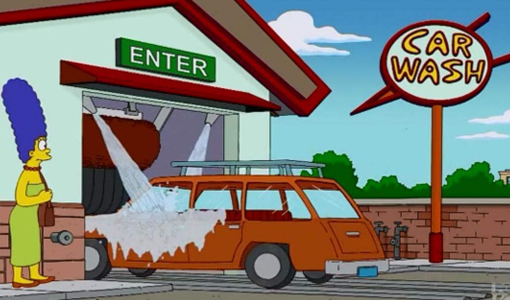Car Wash Burhs
