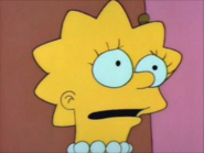 Lisa talks to bart