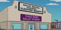 Chazz Busby Ballet Academy