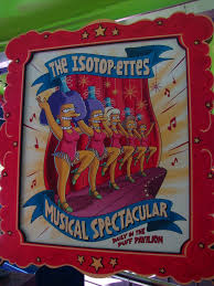 File:The Simpsons Ride The Isotop-ettes Musical Spectacular Poster.jpg