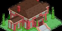 Rainier Wolfcastle's Mansion