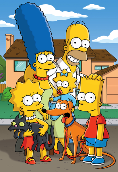 the simpsons tv show and pop culture media essay The simpsons television show as a pop culture icon  papers simpsons tv essays papers]  transformations in media industries and media cultures [tags: essays .